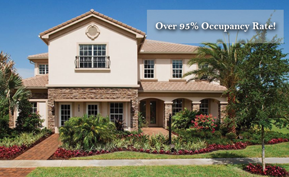 Over 95% Occupancy Rate, Orange County Property Management